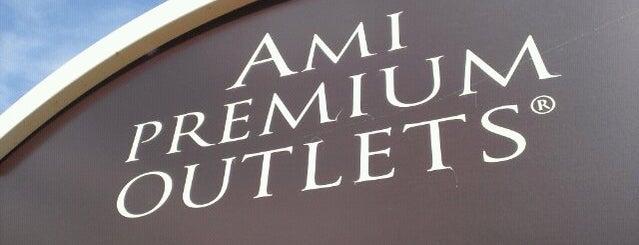 Ami Premium Outlets is one of Orte, die kiria gefallen.