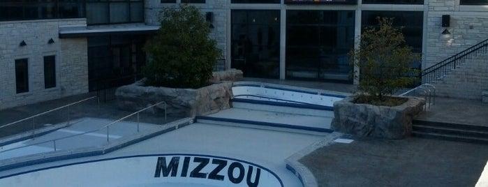 MizzouRec is one of สถานที่ที่บันทึกไว้ของ Orkide.