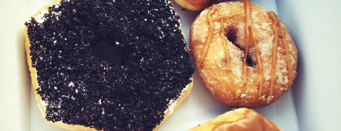 The Heavenly Donut Co. is one of To Do.