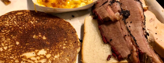 Martin's Bar-B-Que Joint is one of Places To Try.