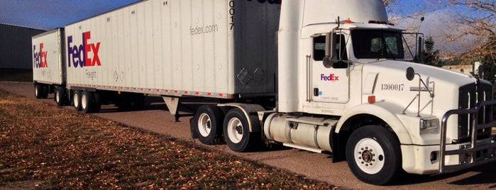 Fedex Freight Cheyenne is one of Alanさんのお気に入りスポット.