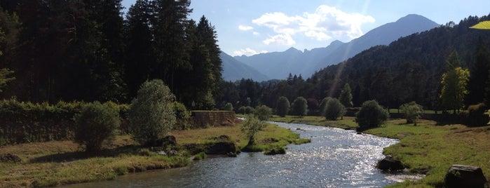 Parco delle Terme di Comano is one of Trentino.