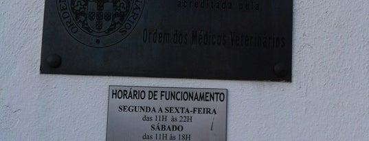 Clinica Veterinária Das Nogueiras is one of Marianna'nın Beğendiği Mekanlar.