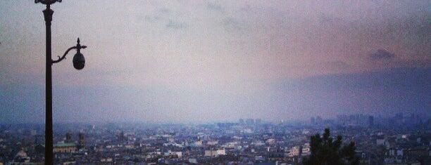 Montmartre is one of Bienvenue en France !.