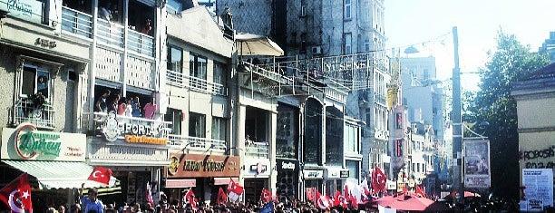 Beyoğlu is one of Turkey 2013.