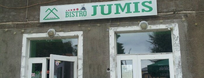 """Bistro """"Jumis"""" is one of Restorāni,bāri,klubi LV."""