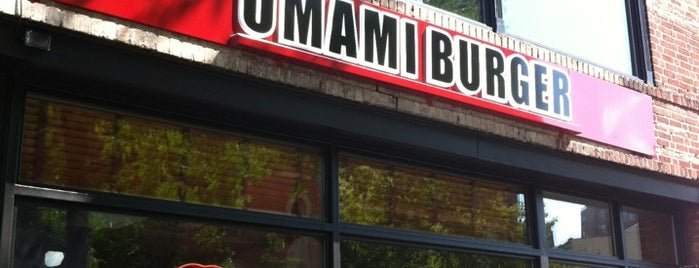 Umami Burger is one of New Yorker Cheap Eats List.