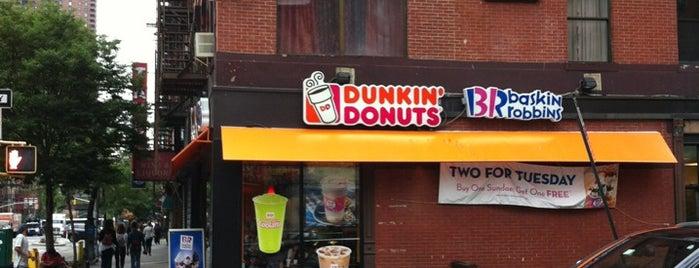 Dunkin' is one of Locais curtidos por Joshua.