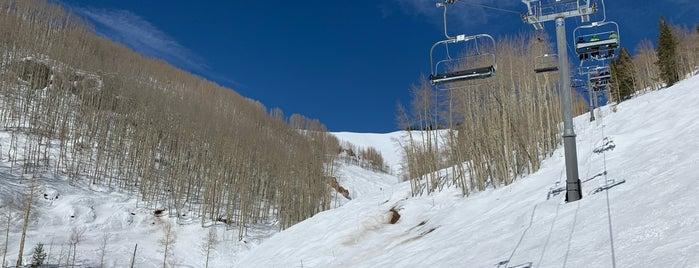 Tea Cup Express - Lift 36 is one of Must-visit in Vail.