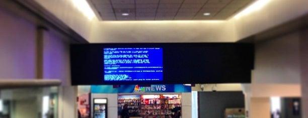 Terminal B is one of Locais curtidos por Brian.
