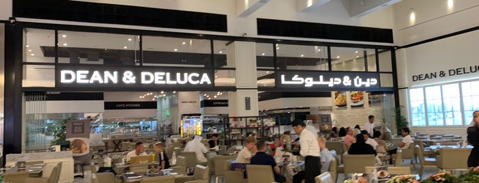Dean & Deluca is one of Dubai to-do list.