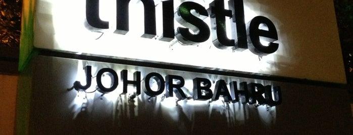 Thistle Hotel Johor Bahru is one of Biel 님이 좋아한 장소.