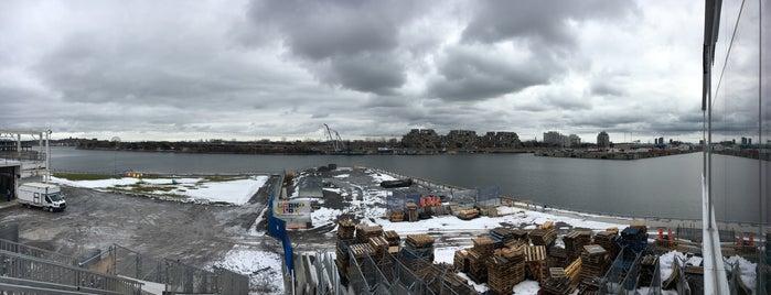 Vieux-Port de Montréal / Old Port of Montreal is one of Tempat yang Disukai @lagartijilla83.