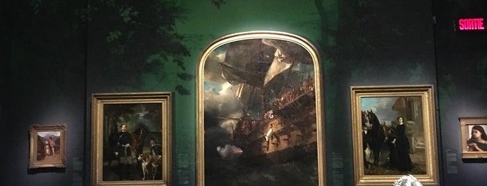 Musée des beaux-arts de Montréal (MBAM) is one of Tempat yang Disukai @lagartijilla83.
