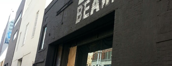 Eyebeam Art + Technology Center is one of NYC.