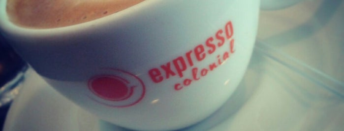 Expresso Colonial is one of Navegantes e Itajaí.