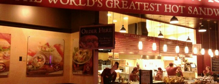 Earl of Sandwich is one of USA.