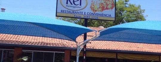 Rei Do Parmeggiana is one of Restaurantes @ SP pt. I.