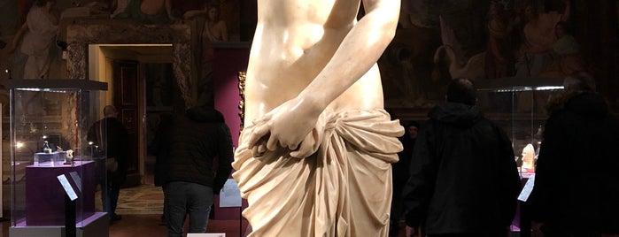 Museo degli Argenti is one of 101 posti da vedere a Firenze prima di morire.