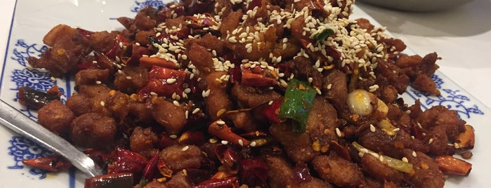 Lan Sheng Szechuan Restaurant 草堂小餐 is one of The 27 best Chinese restaurants in NYC.