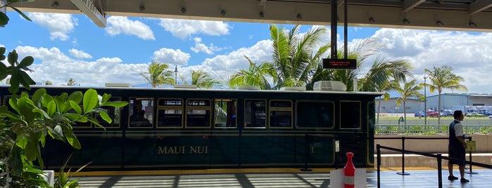 Rental Car Tram Stop is one of Tempat yang Disukai Vlad.