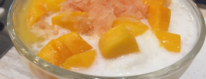 Mango Mango Dessert is one of Posti salvati di Arthur.