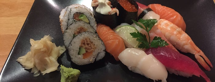 Sushi Zen is one of STHLM Food.