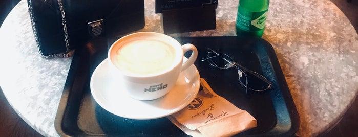 Caffé Nero is one of Nedime'nin Beğendiği Mekanlar.