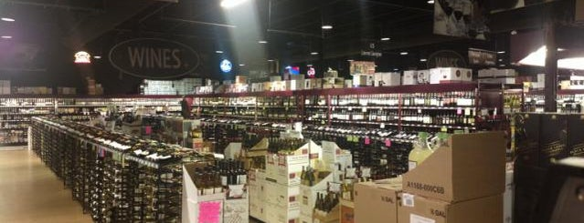 Spec's Wines, Spirits & Finer Foods is one of Gus : понравившиеся места.
