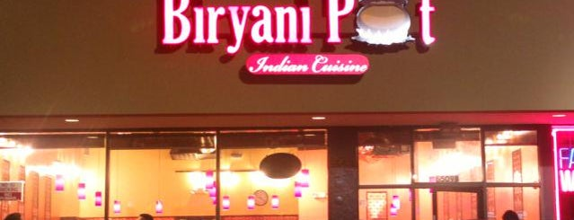 Biryani Pot is one of Best places to go in Houston.