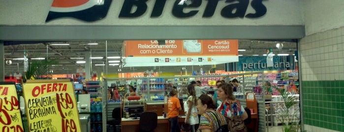 Bretas is one of Tempat yang Disukai Adriano.