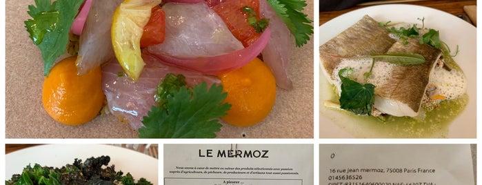 Le Mermoz is one of Paris.