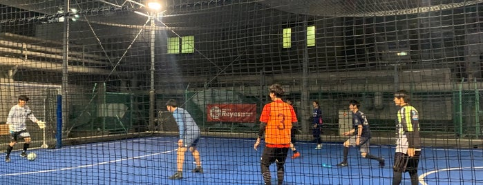 adidas FUTSAL PARK is one of To-do in Japan.