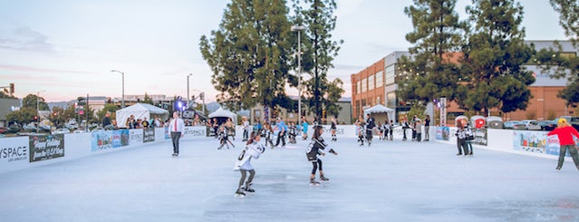 Westfield Topanga & The Village is one of Your Ultimate Guide To Outdoor Ice Rinks In L.A..