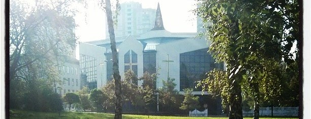 Собор Христа is one of Мой Киев!:).