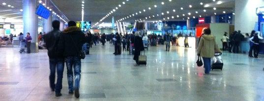 International Departures is one of «Московские новости» каждый день.