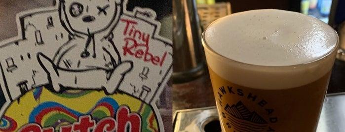 Gallagher's Pub is one of Tempat yang Disukai Carl.
