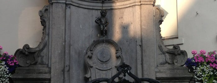 Taverne Manneken Pis is one of Br(ik Caféplan - part 1.