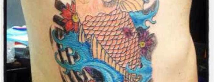 Giscard Tattoo is one of Posti che sono piaciuti a Rabii.