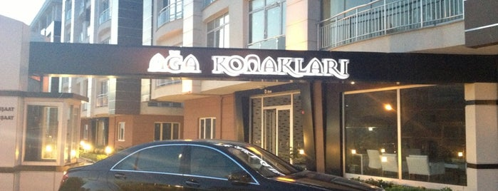 Ağa Konakları is one of สถานที่ที่ Cem ถูกใจ.