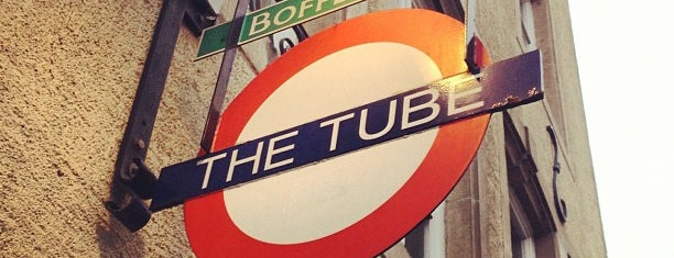 The Tube is one of Lux.