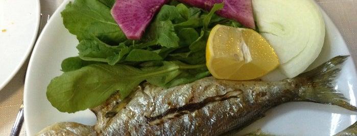Kocareis Balık Restaurant is one of Restaurant's List.
