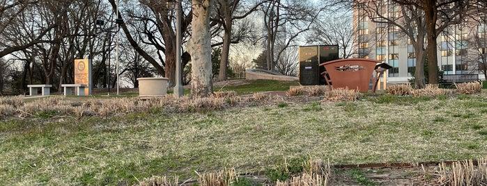 Veterans Memorial Park is one of Best places in Wichita, KS.