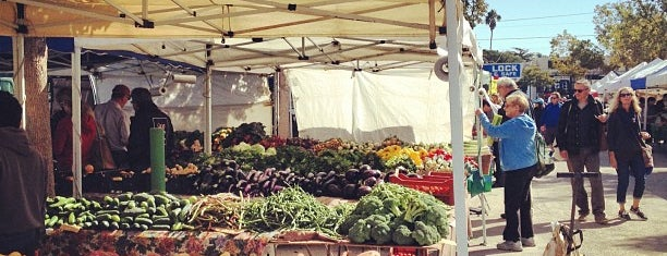 Virginia Park Farmer's Market is one of W. Side I (Santa M., Brentwood, Venice, MDR, PDR).