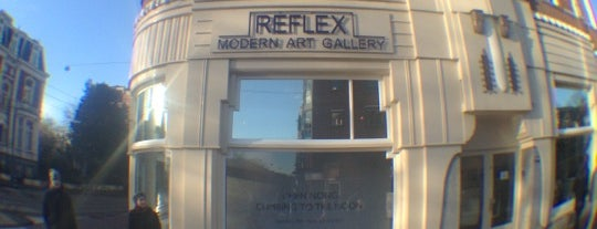 Reflex Modern Art Gallery is one of Amsterdam Sweet Spots.