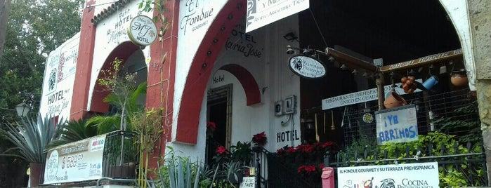Hotel Maria Jose is one of Refugio.