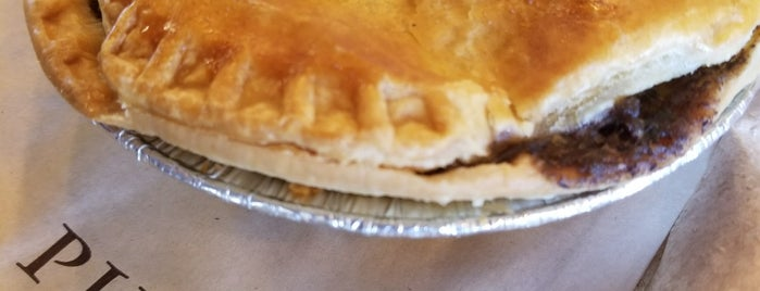 Pie-Not is one of Solid Places.