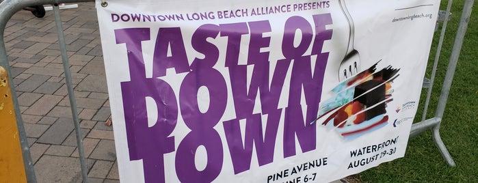 Taste Of Downtown Long Beach is one of LBC.