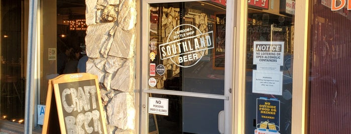 Southland Beer is one of Locais salvos de Justin.