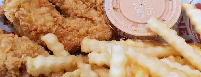 Raising Cane's Chicken Fingers is one of Los Angeles.